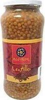 Lentilles MONTPERAL - Produit - fr
