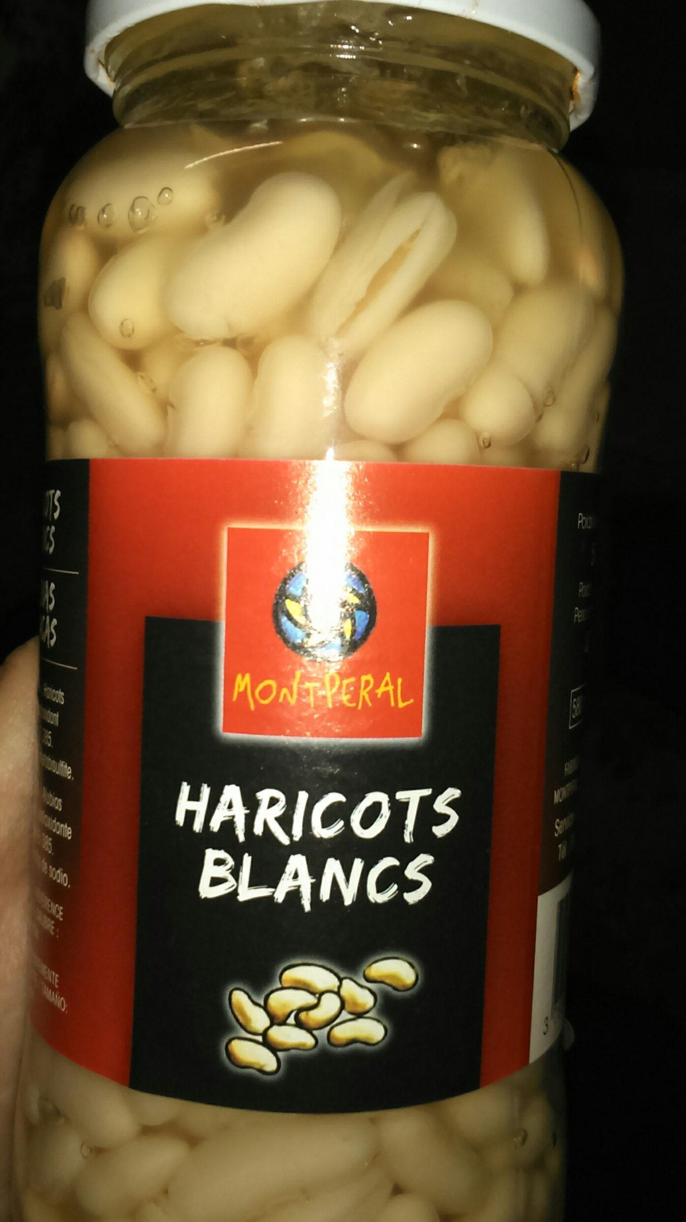 Haricot blancs - Produit