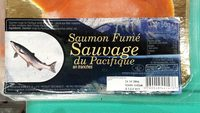 Saumon Fumé Sauvage du Pacifique - Product - fr