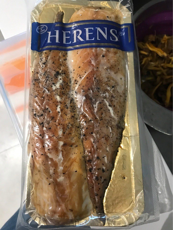 Filets De Maquereau Au Poivre - Produit