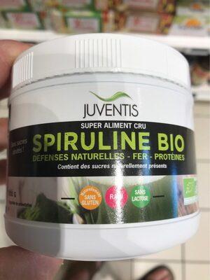 Spiruline bio - Produto