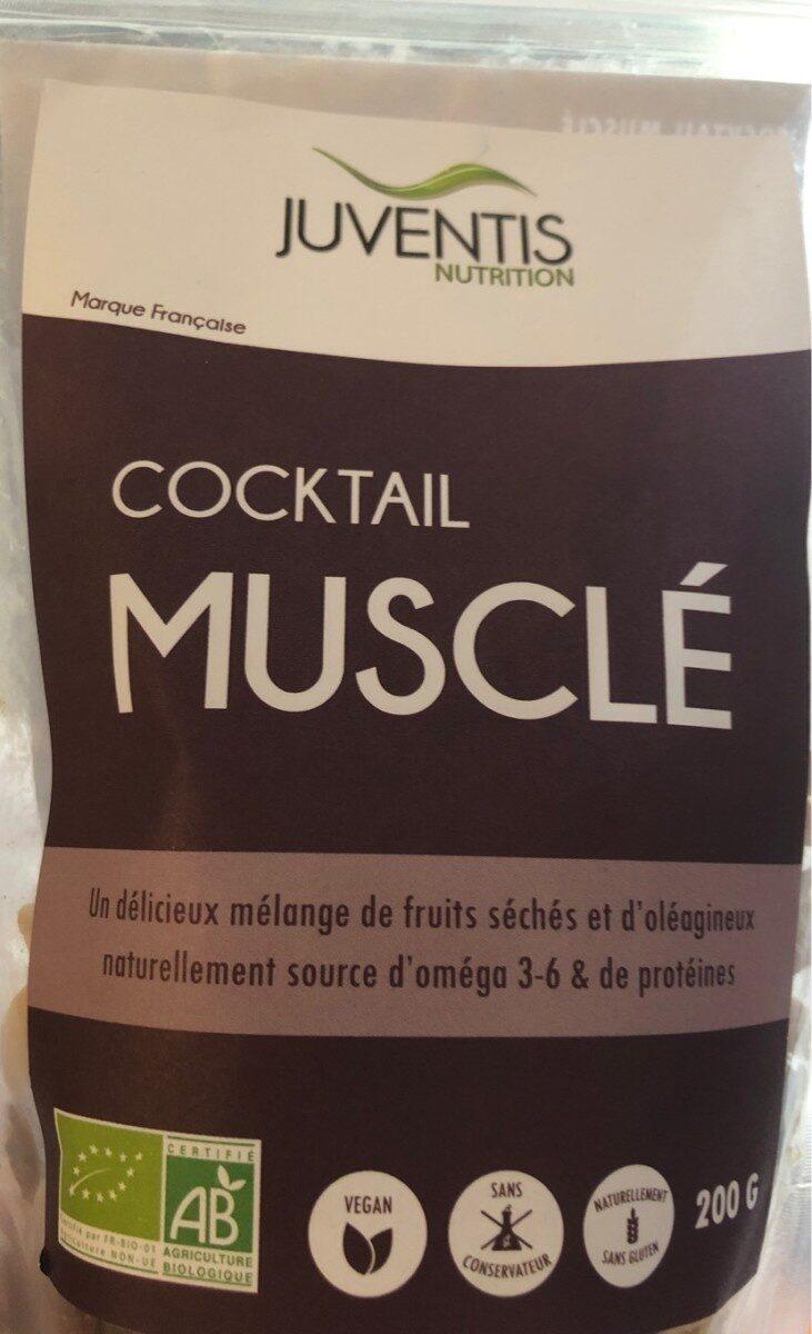 Cocktail Musclé - Produit - fr