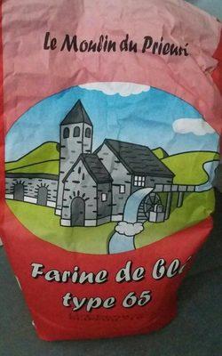 Farine De Blé Type 65 - Produit - fr