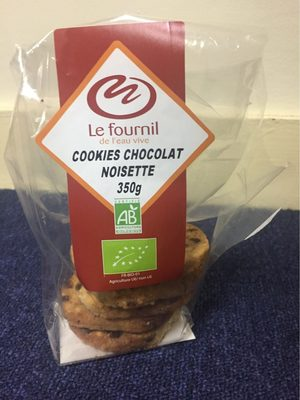 Cookies chocolat noisette - Product