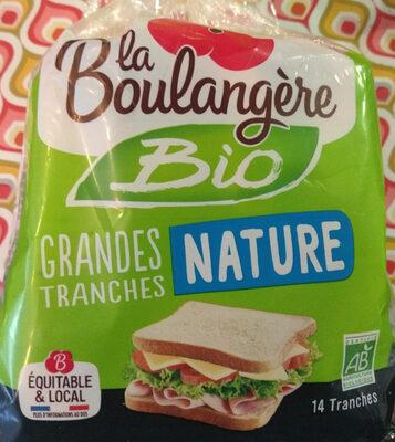 Grandes tranches Nature Bio - Product