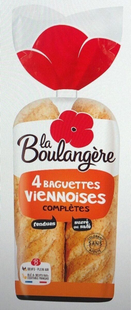 Baguette Viennoises Complète - Produit - fr