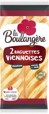 Baguettes viennoises - Prodotto - fr