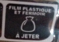 4 baguettes viennoises - Istruzioni per il riciclaggio e/o informazioni sull'imballaggio - fr