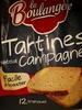 Tartines de Campagne - Product