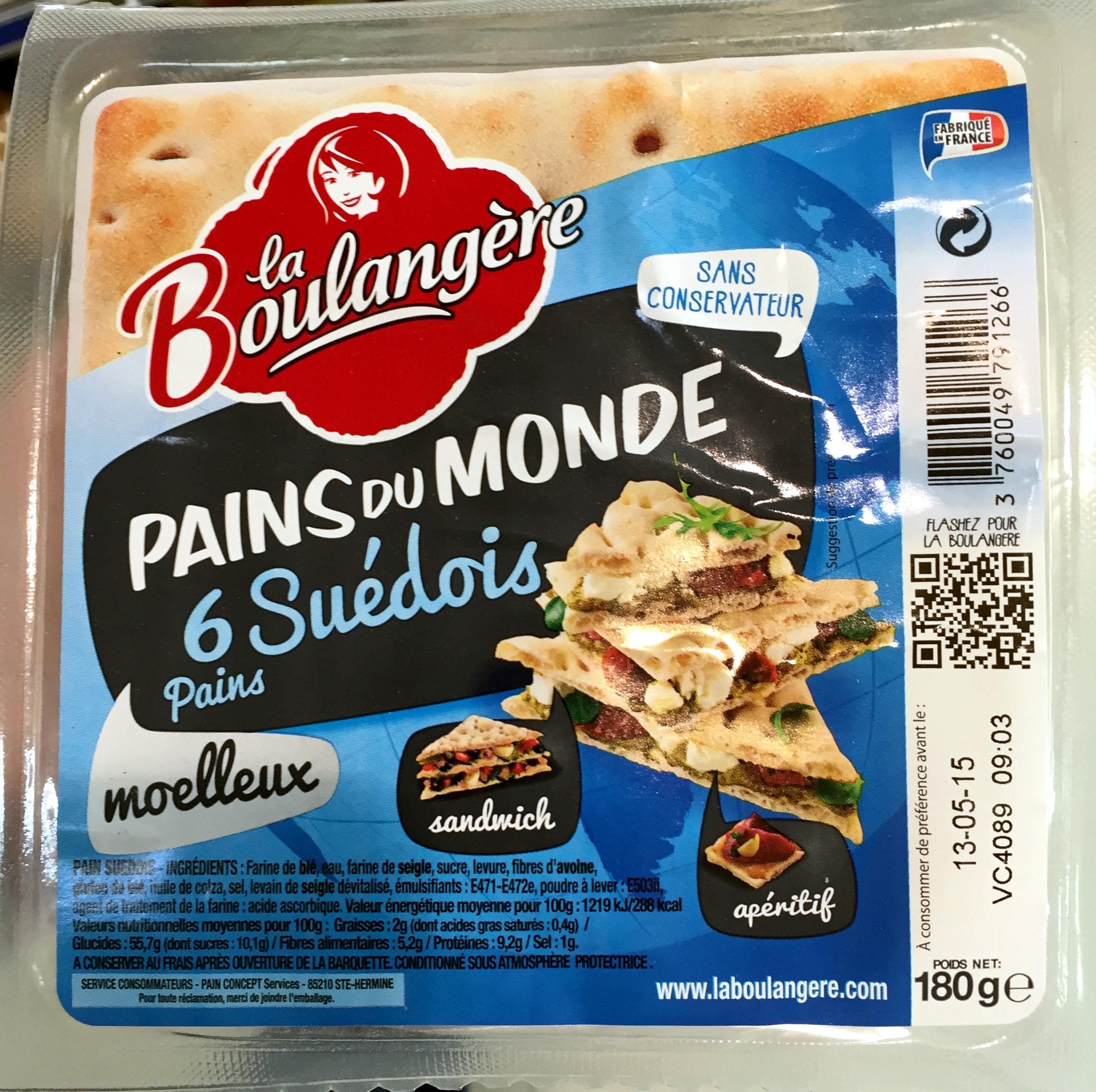 Pain du monde suédois - Product
