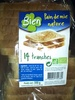 Pain de mie nature Bio (14 tranches) - Product