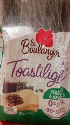 Toastiligne céréales et graines - Product - fr