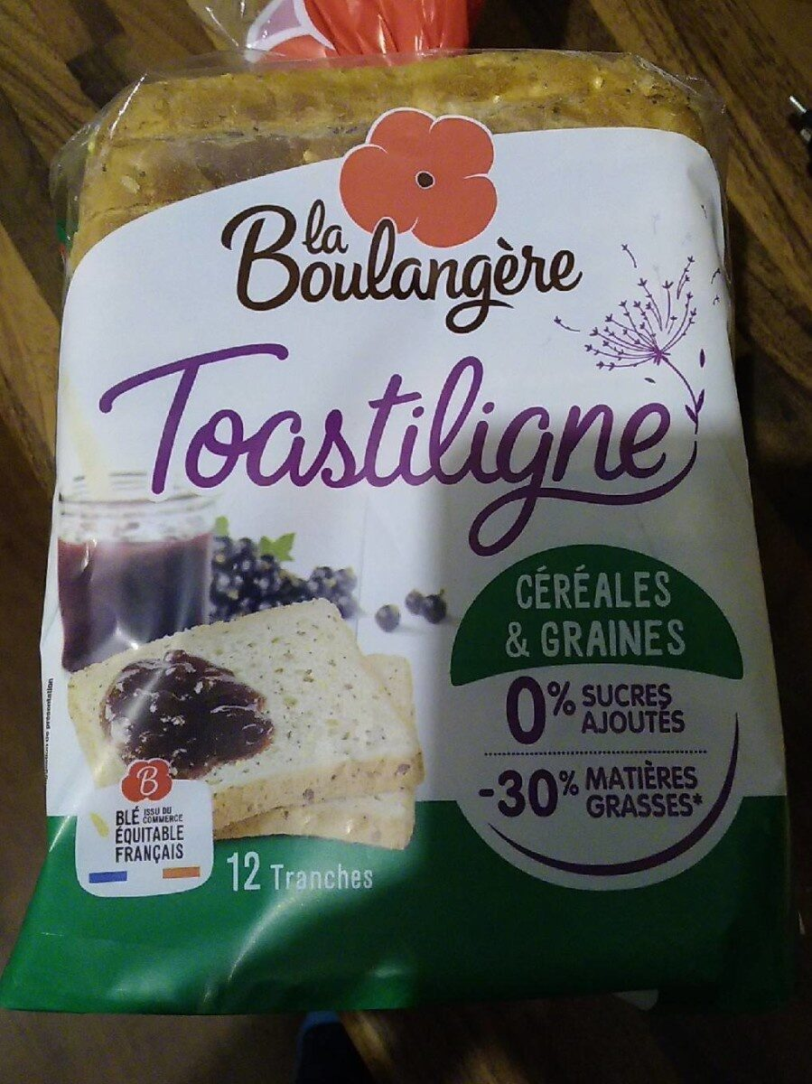 Toastiligne - Recycling instructions and/or packaging information - fr
