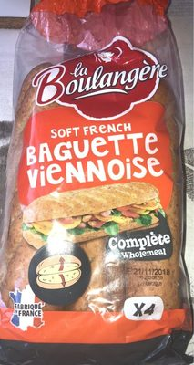 Baquette viennoise - Product