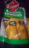 Baguettes viennoises - Product - fr
