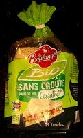 Pain de mie céréales & graines bio - Prodotto - fr