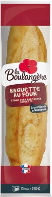 Baguette au four - Prodotto - fr