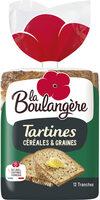 Tartines & graines - Prodotto - fr