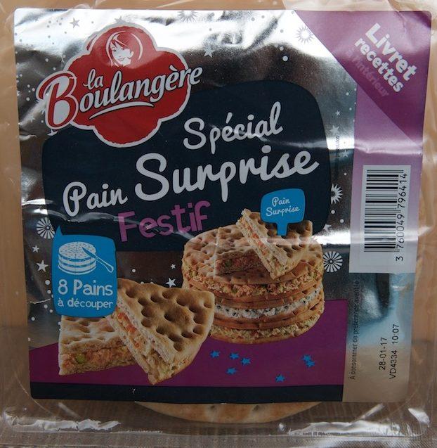 Spécial Pain Surprise Festif - Product