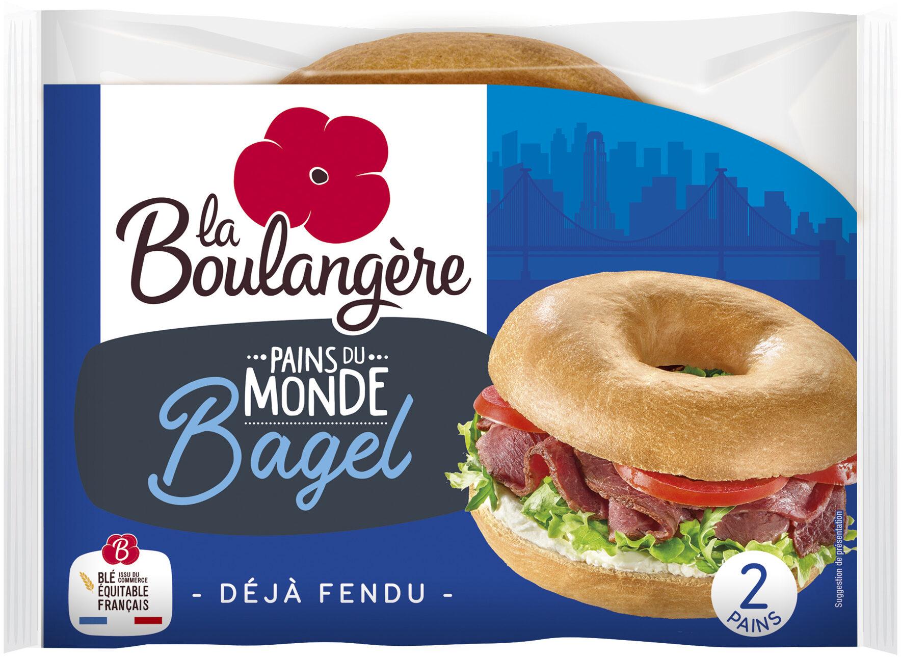 Pain bagel - Prodotto - fr