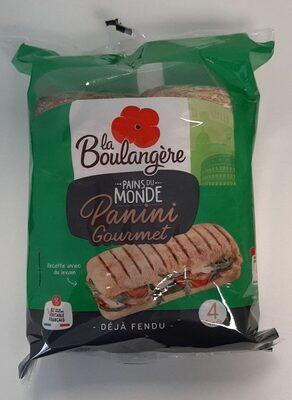 Pain Panini Gourmet - Prodotto - fr