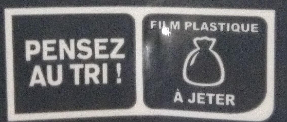 Pain Panini Gourmet - Istruzioni per il riciclaggio e/o informazioni sull'imballaggio - fr