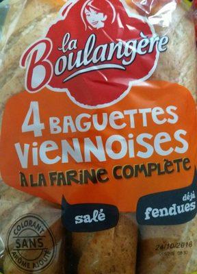 Baguette Viennoise Complète - Product