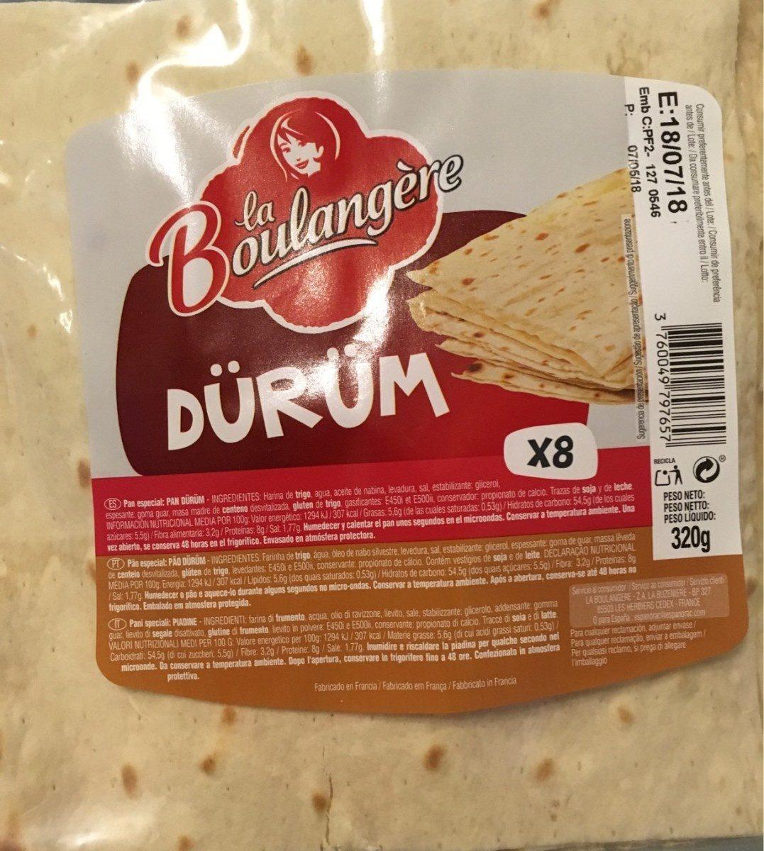 Durum - Product