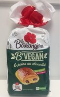 Pains au chocolat Vegan - Product - fr