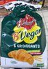 6 Croissants B'vegan - Produit