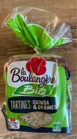 Tartines Quinoa & Graine - Recycling instructions and/or packaging information - fr