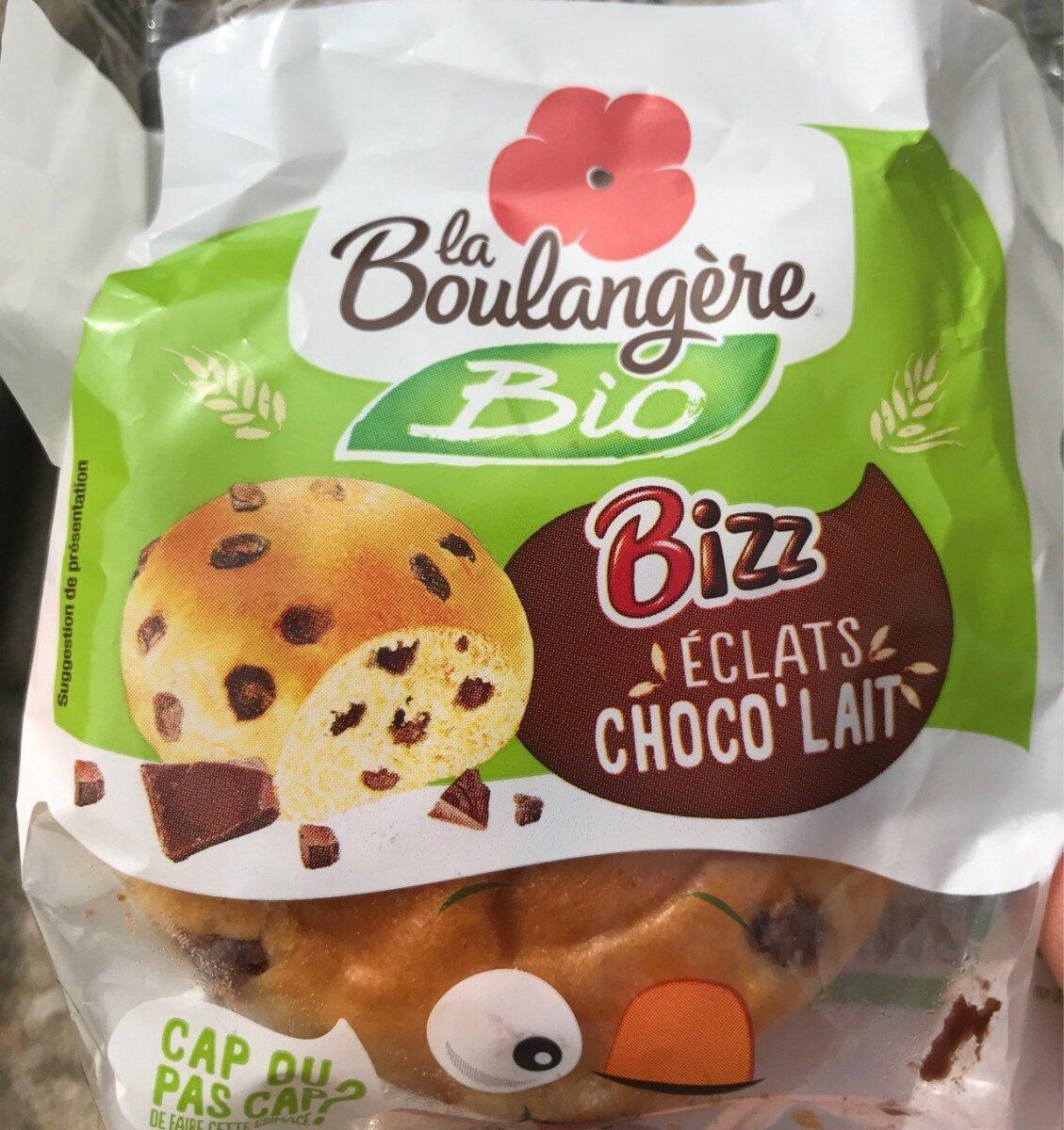 Bizz éclats choco'lait - Product - fr