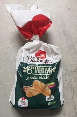 La Boulangère B'Vegan - Produit - fr