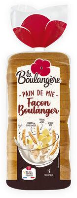 Pain de mie Façon Boulanger 500g - Prodotto - fr