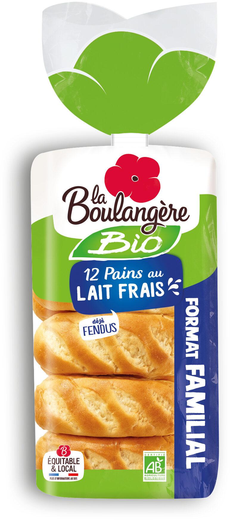 12 Pains au lait BIO - 420g - Prodotto - fr