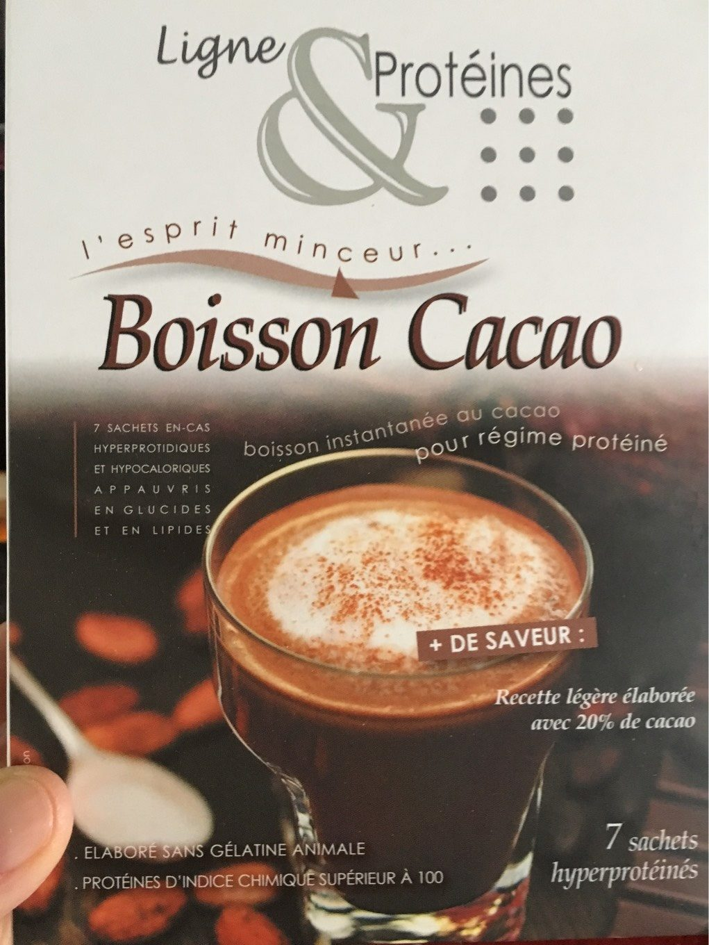 Boisson Cacao - Product