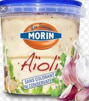 Sauces Aïoli doux en ail - Produit - fr