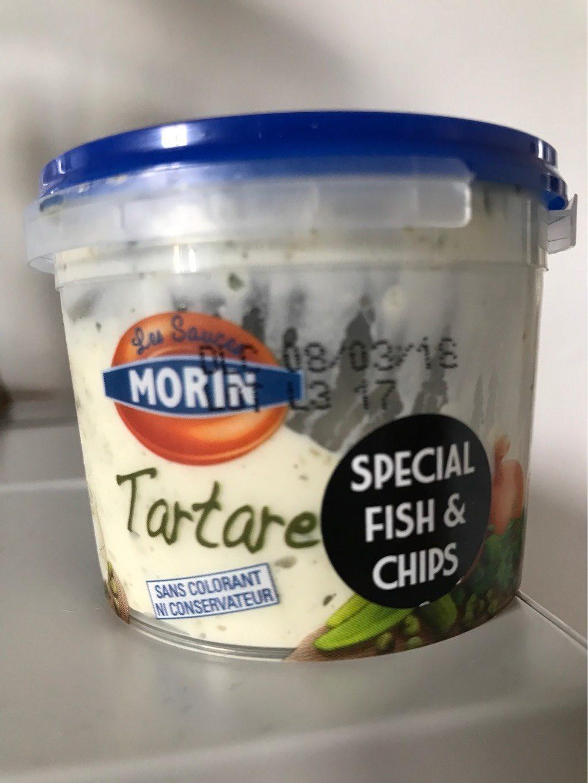 Sauce Tartare - Informations nutritionnelles - fr