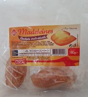 Madeleines Sachets individuels x8 - Prodotto - fr