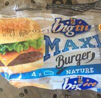 Maxi Burger Nature - Produit - fr