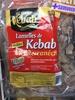 Lamelles de Kebab Méditerranéen - Prodotto