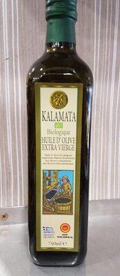 Huile d'olive kalamata - Produit - fr