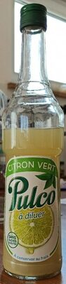 Pulco à diluer - Citron Vert Sans sucres Ajoutés - Product - fr