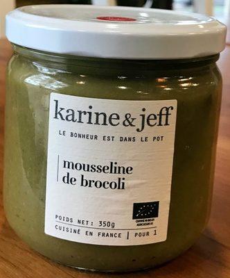 Mousseline de Brocoli - Produit - fr