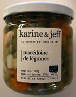 Macédoine de légumes - Produit - fr