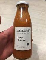 Soupe des indes - Product - fr