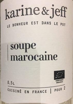 Soupe marocaine - Product - fr