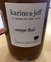 Soupe Thaï - Produit - fr