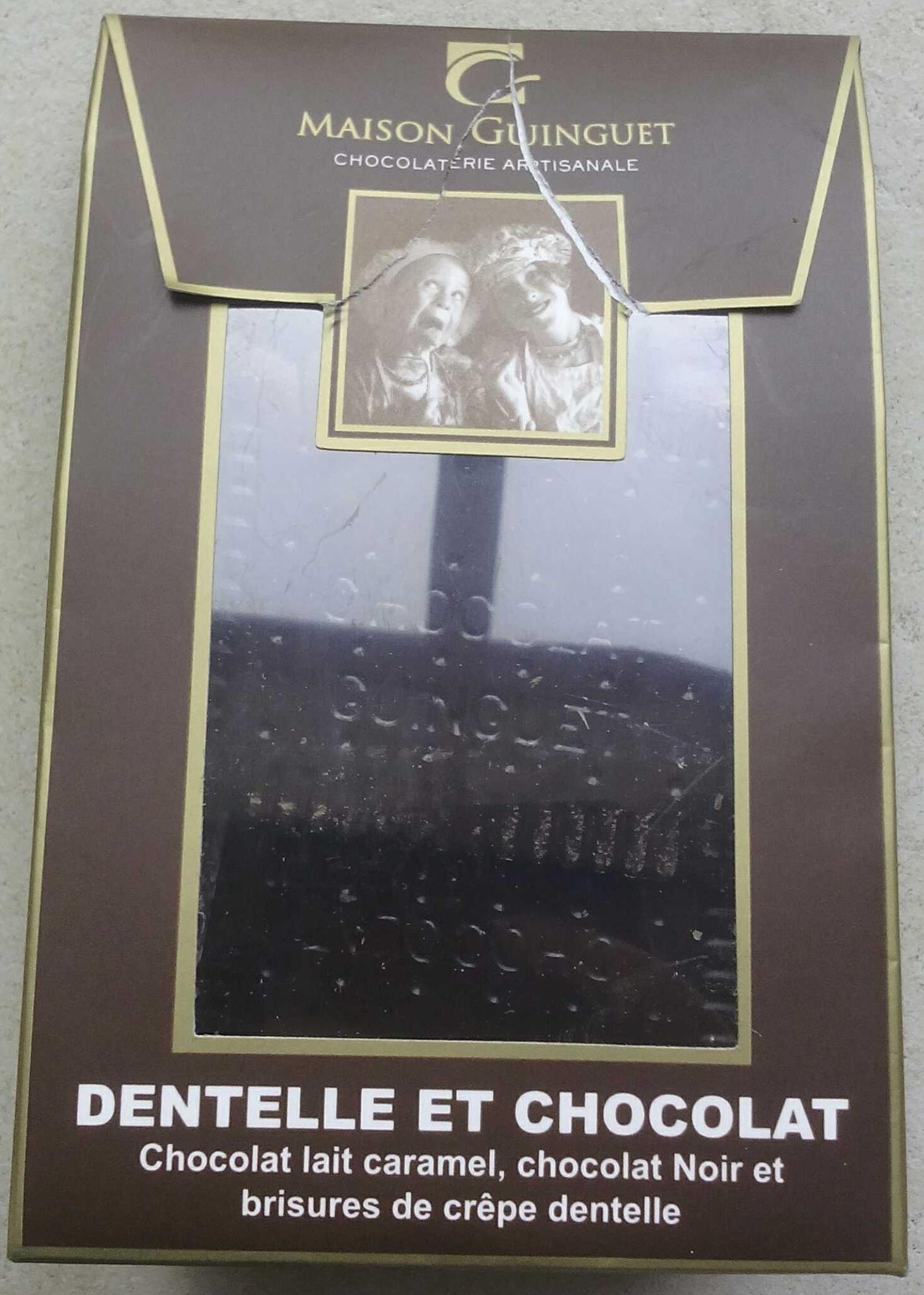 Dentelle et Chocolat - Product