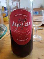 Alpen cola - Produkt - fr